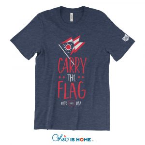 Carry the Ohio Flag