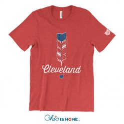 Ohio Cleveland Feather
