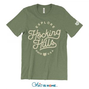 Explore the Hocking Hills T-shirt