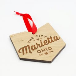 Marietta Ohio Ornament