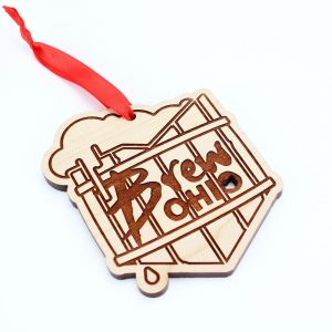 Brew Ohio Ornament