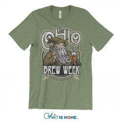 Ohio Brew Week 2018 T-shirt