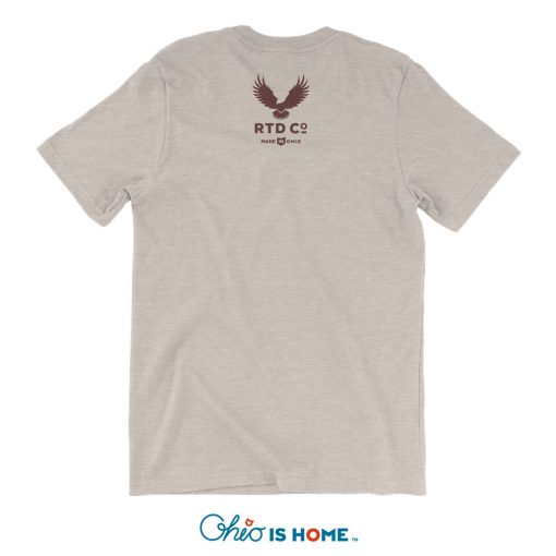 Red Tailed Hawk T-shirt Back