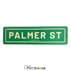 Palmer Street Athens Ohio Sign